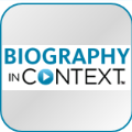 Icon for Biography in Context