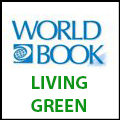 Icon for World Book Living Green