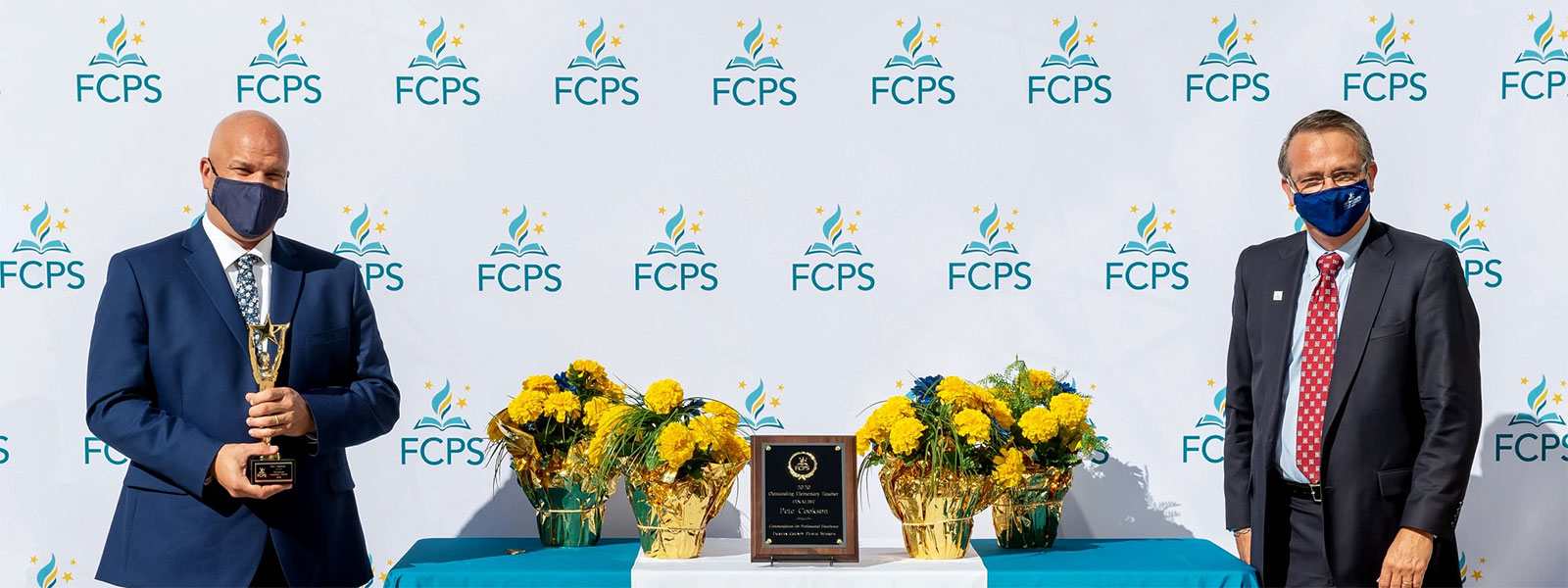 mr pete cookson at fcps honors